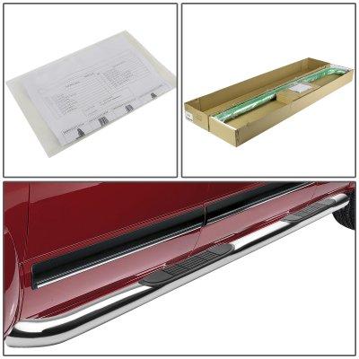 Nissan Pathfinder 2013-2020 Stainless Steel Nerf Bars