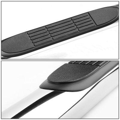 Saturn Outlook 2007-2010 Stainless Steel Nerf Bars