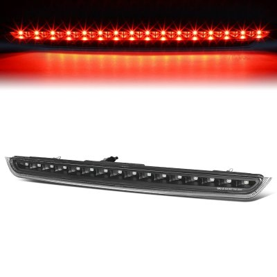 Chevy Suburban 2007-2014 Black LED Third Brake Light