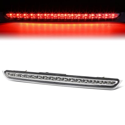 Chevy Suburban 2007-2014 Clear LED Third Brake Light