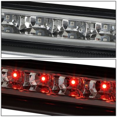 GMC Yukon 2007-2014 Clear LED Third Brake Light