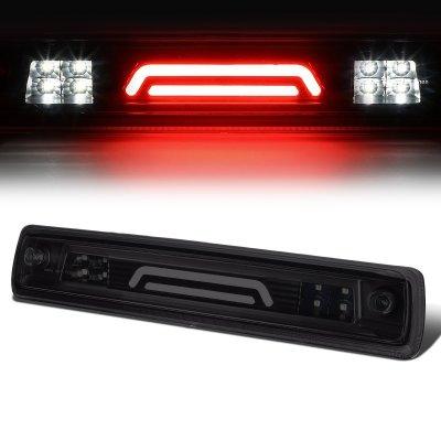 Chevy Colorado 2015-2020 Black Smoked Tube LED Third Brake Light