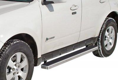 Mercury Mariner 2008-2010 iBoard Running Boards Aluminum 4 Inch