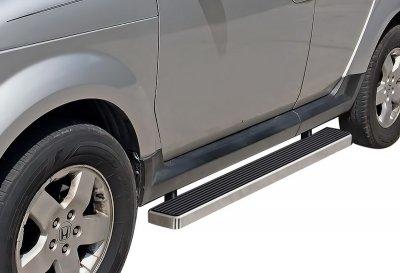 Honda Element 2003-2011 iBoard Running Boards Aluminum 5 Inch