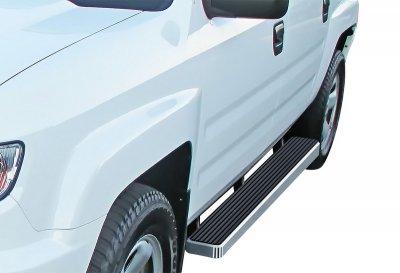 Honda Ridgeline 2006-2015 iBoard Running Boards Aluminum 5 Inch