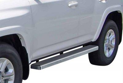 Toyota 4Runner SR5 2014-2018 iBoard Running Boards Aluminum 5 Inch