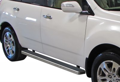Acura MDX 2007-2010 iBoard Running Boards Aluminum 5 Inch