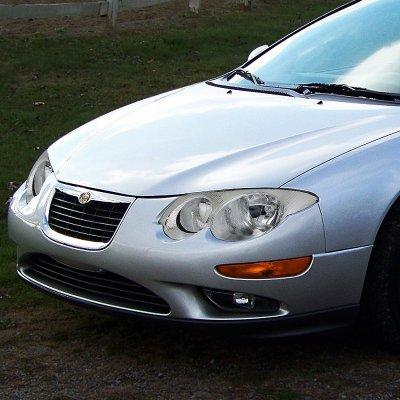 Chrysler 300m 1999 2004 Headlights