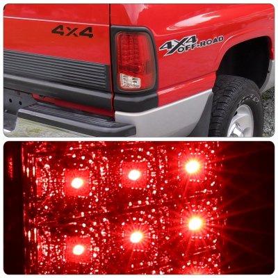 Dodge Ram 1994-2001 LED Tail Lights