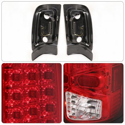 Dodge Ram 2500 1994-2002 LED Tail Lights