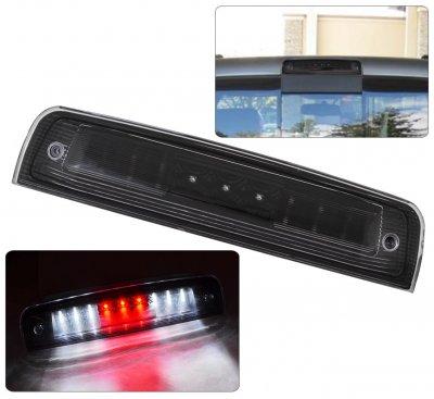 Dodge Ram 2009-2018 Black LED Third Brake Light