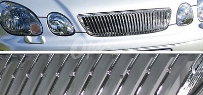 Lexus GS400 1998-2005 Chrome Vertical Grille