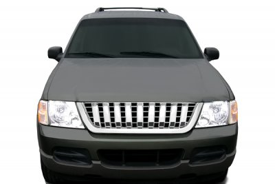 Ford Explorer 2002-2005 Chrome Vertical Grille