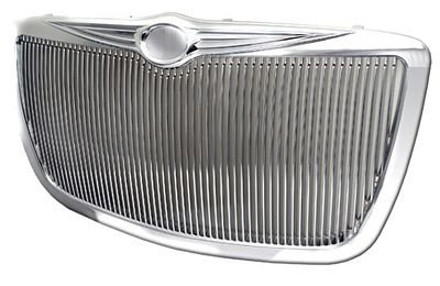 Chrysler 300C 2005-2010 Chrome Vertical Grille