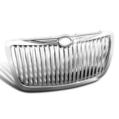 Chrysler 300C 2005-2010 Chrome Vertical Grille