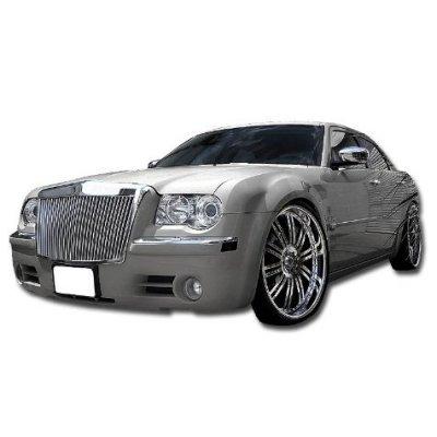 Chrysler 300C 2005-2010 Chrome Phantom Style Vertical Grille