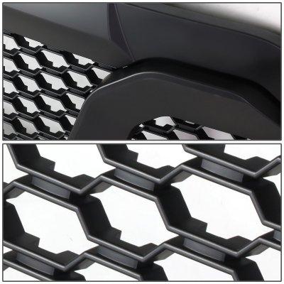 Dodge Ram 1500 2013-2018 Black Mesh Grille