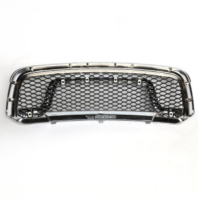 Dodge Ram 1500 2013-2018 Chrome Honeycomb Style Grille