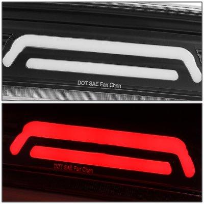 Dodge Ram 2009-2018 Black Tube LED Third Brake Light