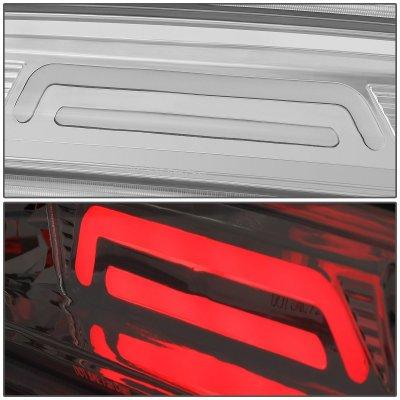 Dodge Ram 2009-2018 Clear Tube LED Third Brake Light