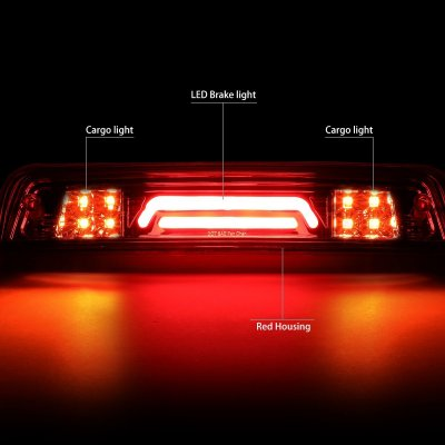 2016 Ram 1500 Running Boards >> Dodge Ram 2009-2018 Tube LED Third Brake Light | A135IAVF108 - TopGearAutosport