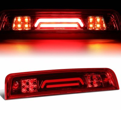 Jeep Wrangler Fog Lights >> Dodge Ram 2009-2018 Tube LED Third Brake Light ...