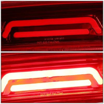 Dodge Ram 2009-2018 Tube LED Third Brake Light