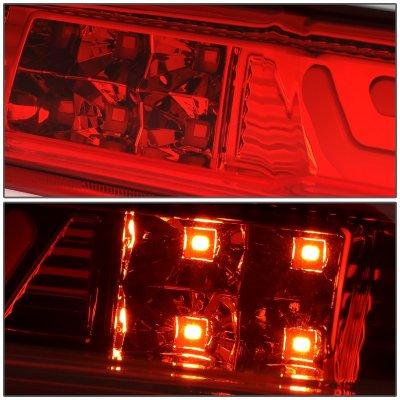 Chevy Silverado 2007-2013 Tube LED Third Brake Light