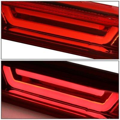 GMC Sierra 2007-2013 Tube LED Third Brake Light
