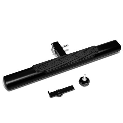 Dodge Ram 2009-2018 Receiver Hitch Step Bar Black