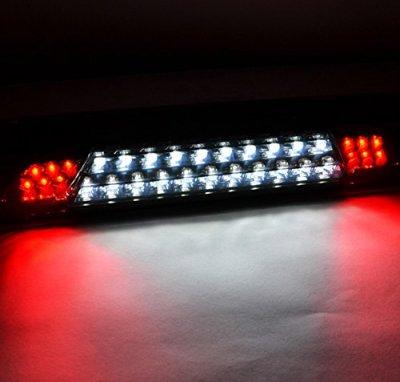 Toyota Tundra 2007-2021 Smoked LED Third Brake Light