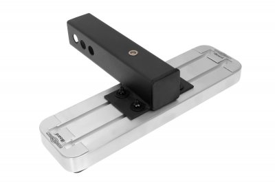 Jeep Wrangler YJ 1987-1995 Receiver Hitch Step Aluminum 14 Inch