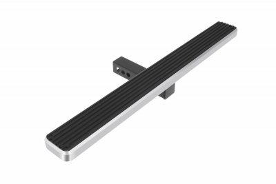 Toyota Tacoma 2016-2018 Receiver Hitch Step Aluminum 36 Inch