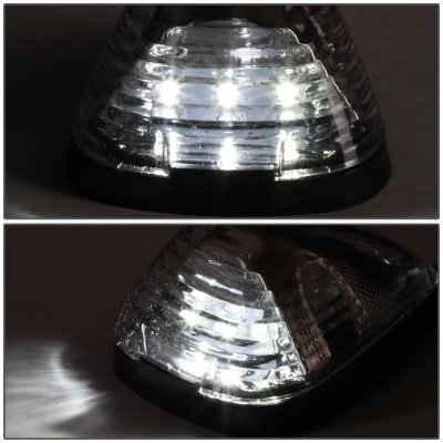 Ford F450 Super Duty 2011-2016 Clear White LED Cab Lights