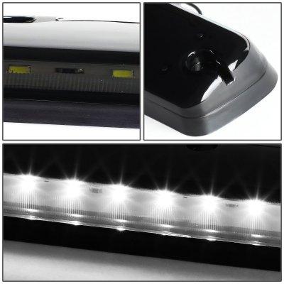 GMC Sierra 2007-2013 Tinted White LED Cab Lights