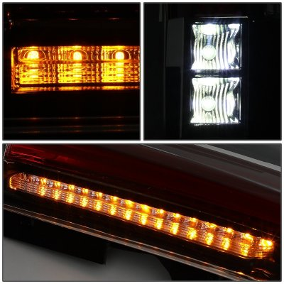 Chevy Tahoe 2007-2014 Full LED Tail Lights Conversion