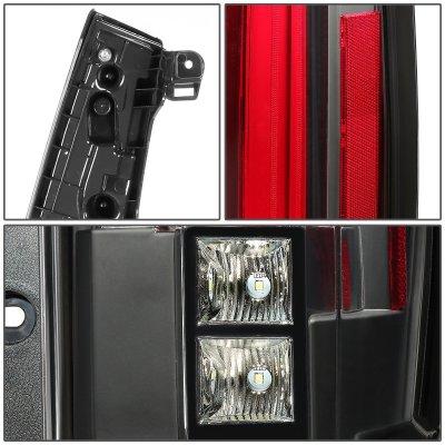 GMC Yukon 2015-2020 Full LED Tail Lights Conversion