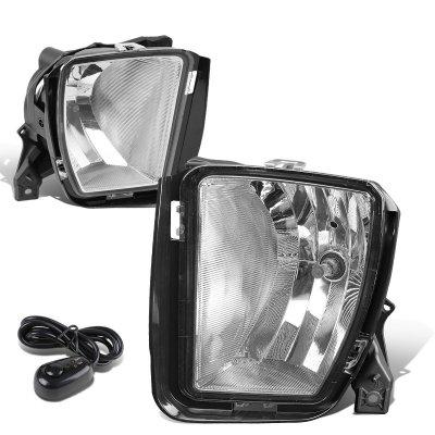 Dodge Ram 1500 2013-2018 Fog Lights Kit