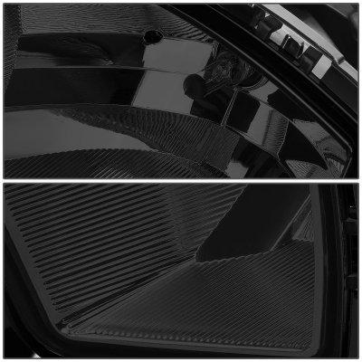 Dodge Ram 1500 2013-2018 Smoked Fog Lights Kit