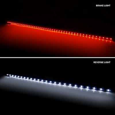 GMC Sierra 2500 1999-2004 LED Tailgate Light Bar