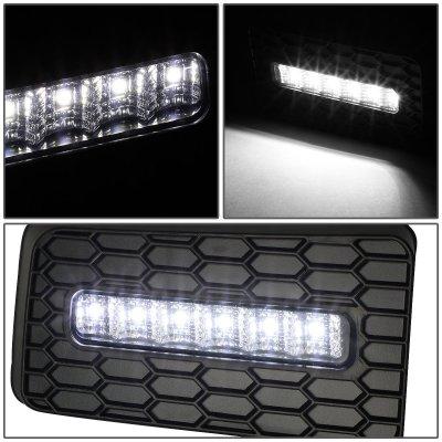 Cadillac Escalade 2007-2008 LED Fog Lights