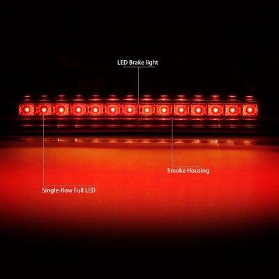 Scion tC 2005-2010 Smoked LED Third Brake Light