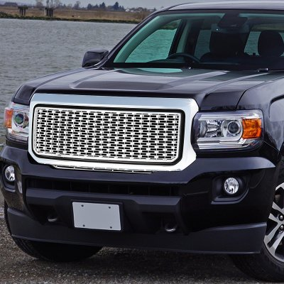 GMC Canyon 2015-2019 Chrome Custom Grille