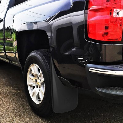 Chevy Silverado 2500HD 2015-2018 Mud Flaps