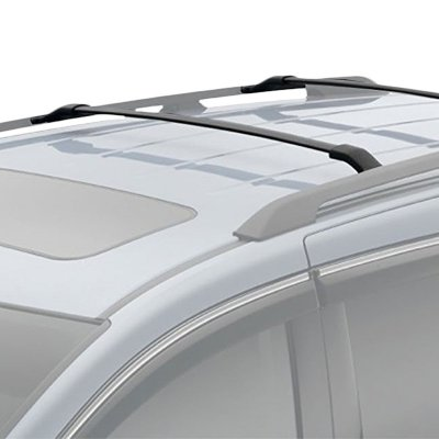 Honda Odyssey 2011-2017 Black Aluminum Roof Rack Crossbars