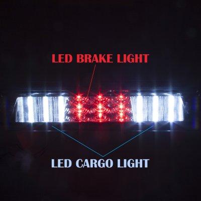Ford F150 2009-2014 Clear LED Third Brake Light