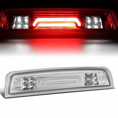 Dodge Ram 2009-2018 Clear Tube Flash LED Third Brake Light