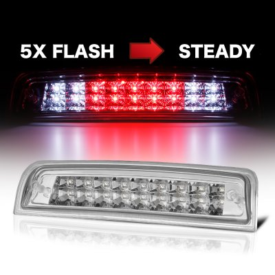 Dodge Ram 3500 2010-2018 Clear Flash LED Third Brake Light