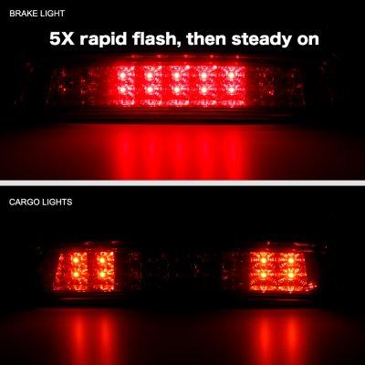 Dodge Ram 2500 2010-2018 Flash LED Third Brake Light