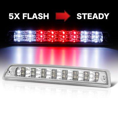 Dodge Ram 2500 1994-2002 Clear Flash LED Third Brake Light